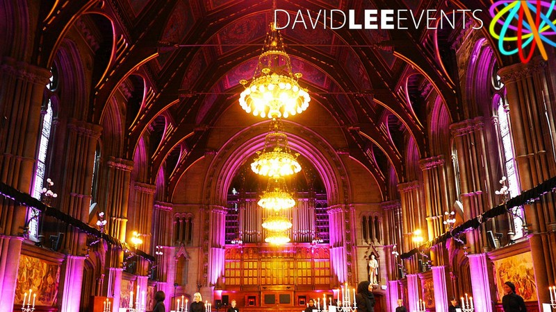 Manchester DJ & Lighting David Lee Events
