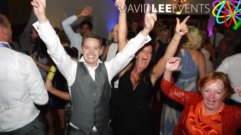 Contact for David Lee Events