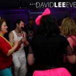 West Yorkshire eighties night DJ