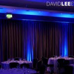 Holcombe Suite Uplighting